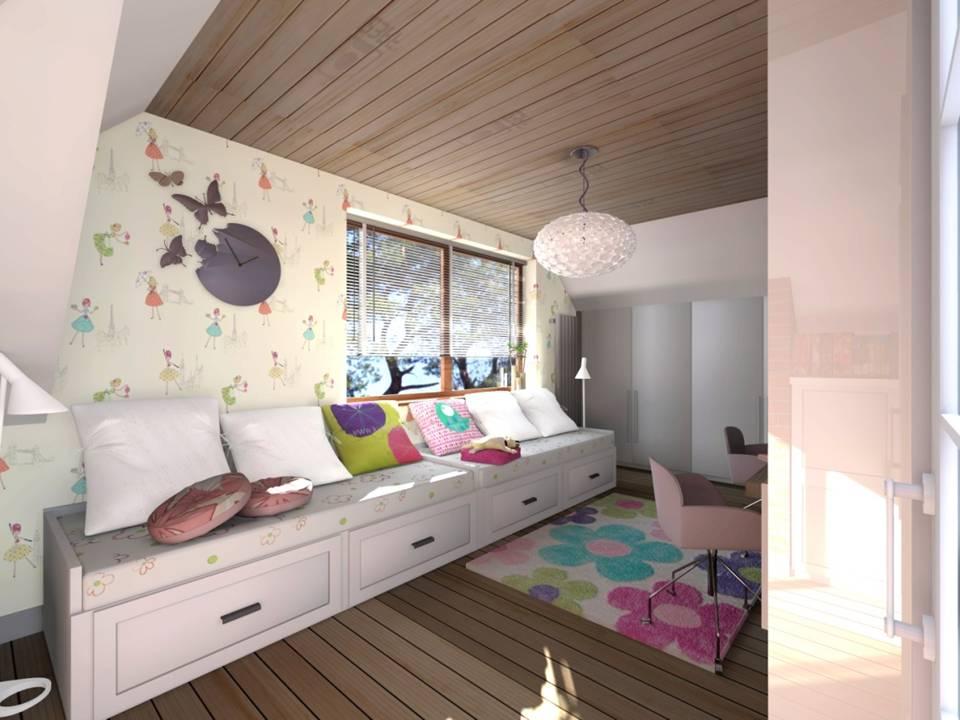 11 projekty pokoi dla dziecka