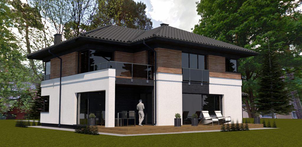 14 idealny projekt domu mazowieckie