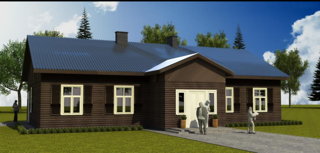 1a projekt budowlany szkoly