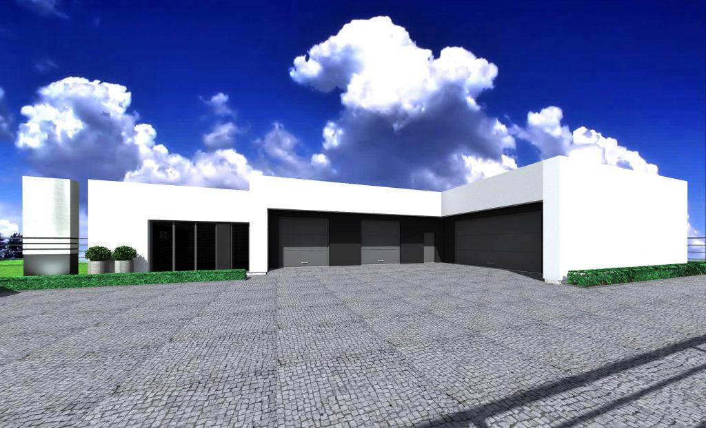 2 projekt garazu