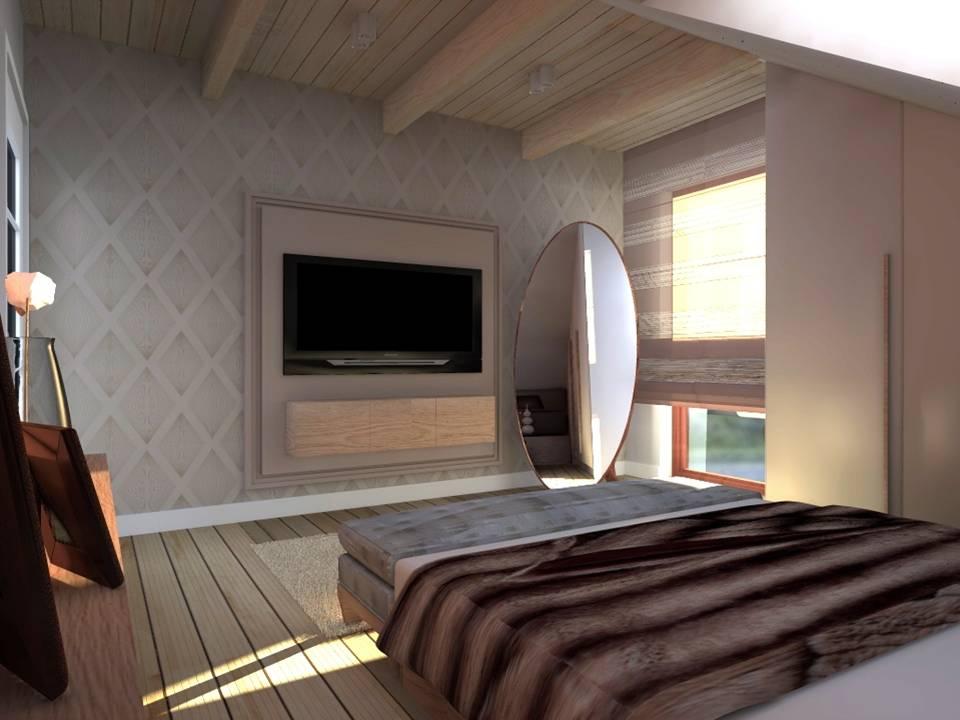 2 projekt sypialni