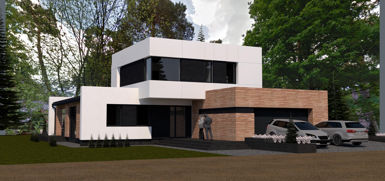 2 wlasny projekt domu