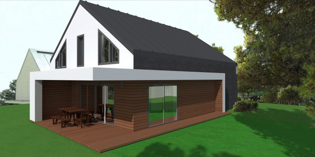 3 architekt wyszkow mazowiecie budynek mieszkalny