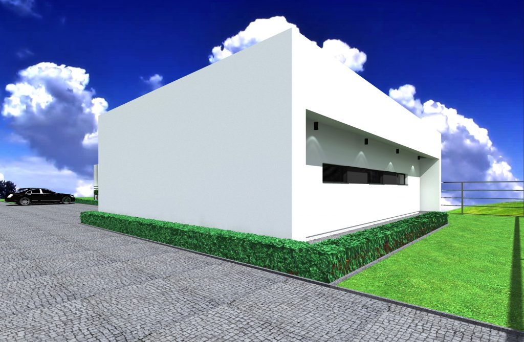 3 projekty garazy