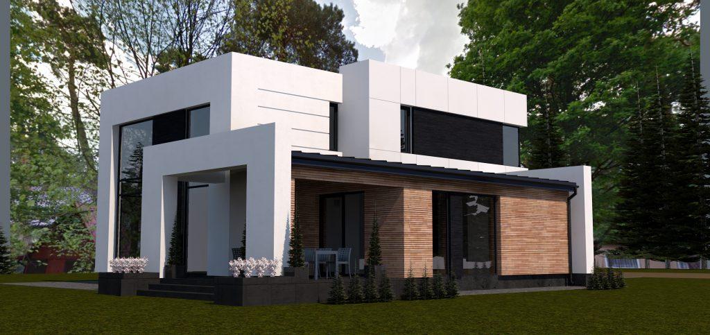 5 projekt budowy domu wyszkow