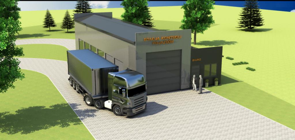 5 projekt warsztatu samochodowego warszawa