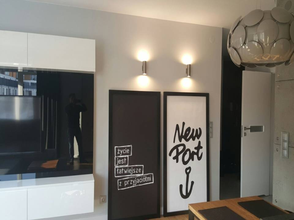 A1 projekty malych mieszkan