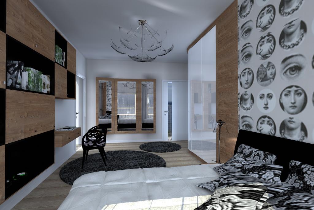 Nieduzy koszt projektu mieszkania