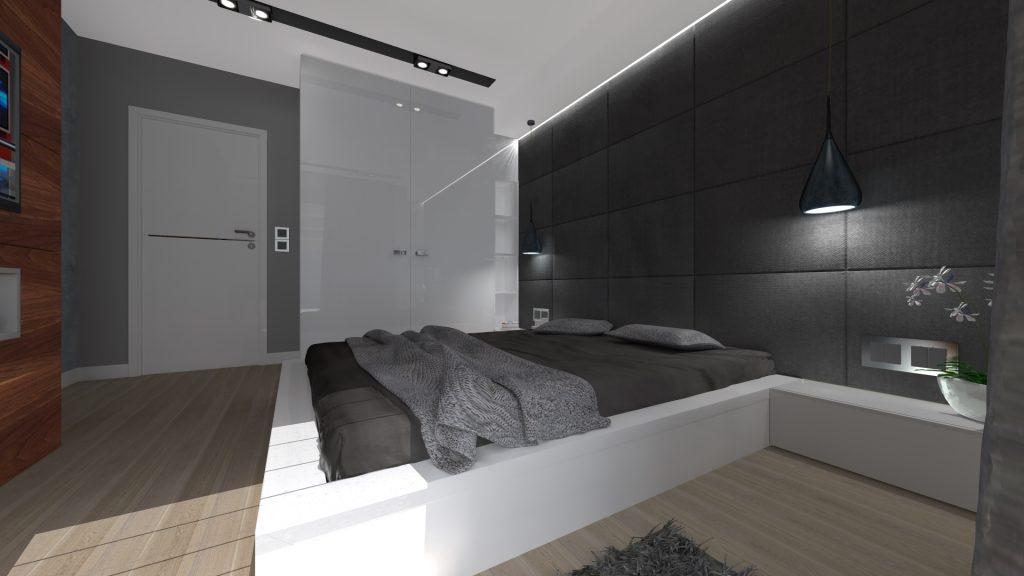 Projekt wykonczenia mieszkania