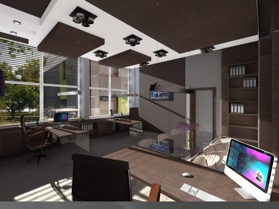 Projektowanie wnetrz biurowych