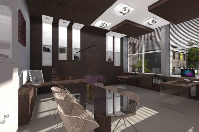 1a projektowanie biur warszawa