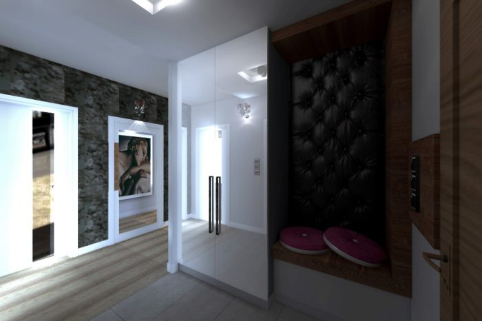 A projekt mieszkania cena